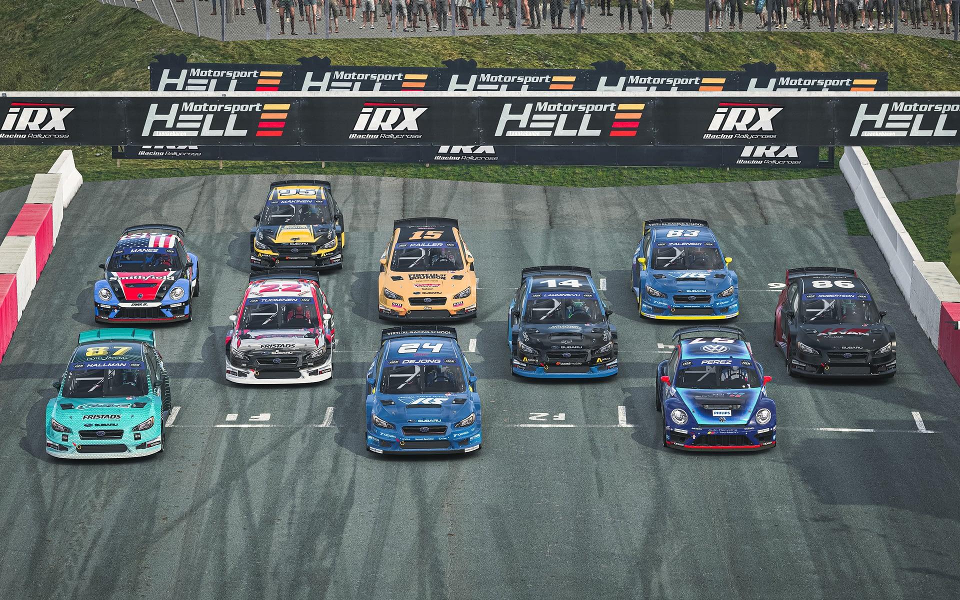 Subaru iRXWCS Round 5 9 c