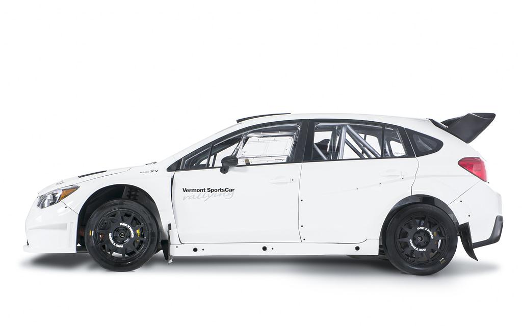 2015 VT15XV Rally Crosstrek Studio Side