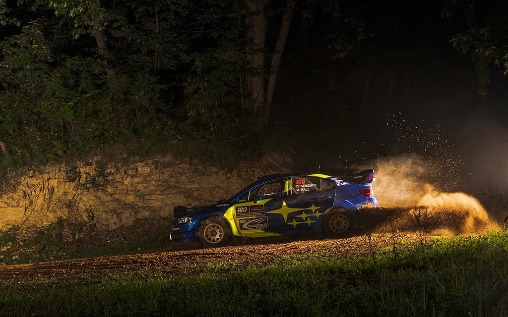 Link to post - 2020 Southern Ohio Forest Rally Recap
