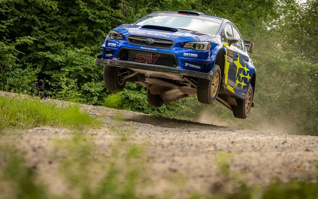 2020 VT20R Ojibwe Rally Pastrana Jump