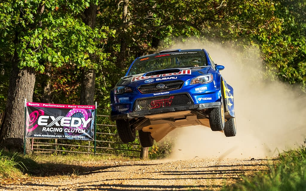 Link to post - Subaru Scores 1-2 Victory at Show Me Rally; Brandon Semenuk Takes First U.S. Win