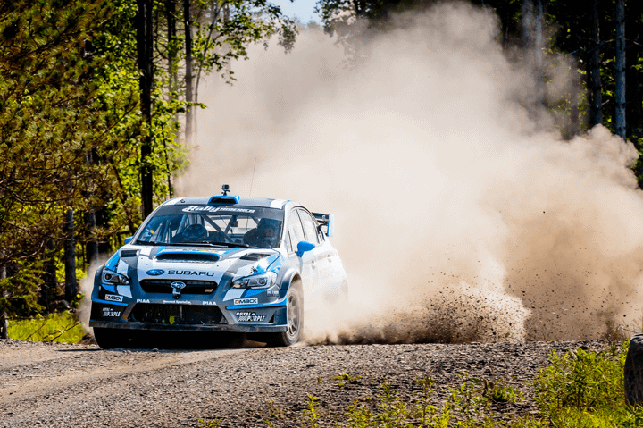 Link to post - Higgins Earns Perfect Win at STPR