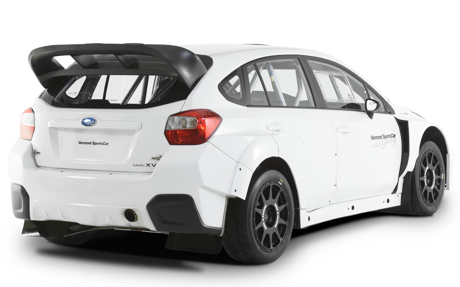 VSC Subaru Crosstrek XV Rally scaled