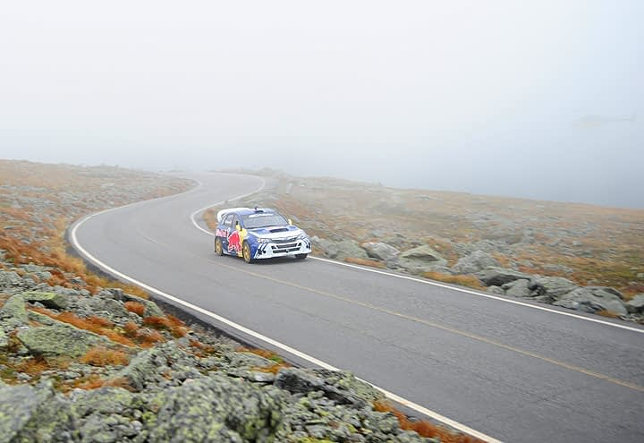 """Link to post - Vermont SportsCar to Bring Back The Mt. Washington """"Climb to the Clouds"""" in 2011!"""