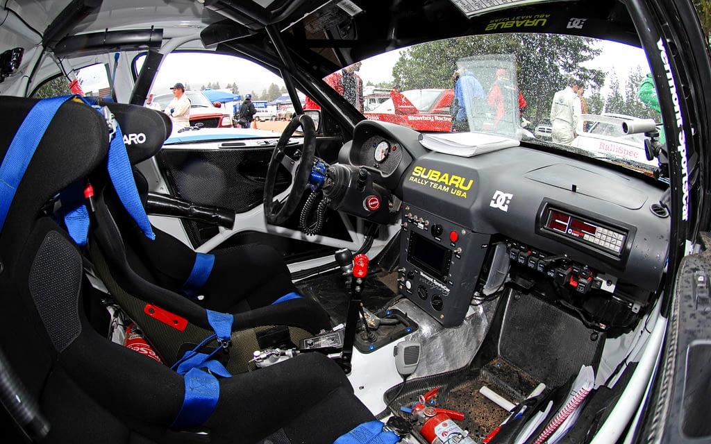 2007 VT7R Interior Cockpit