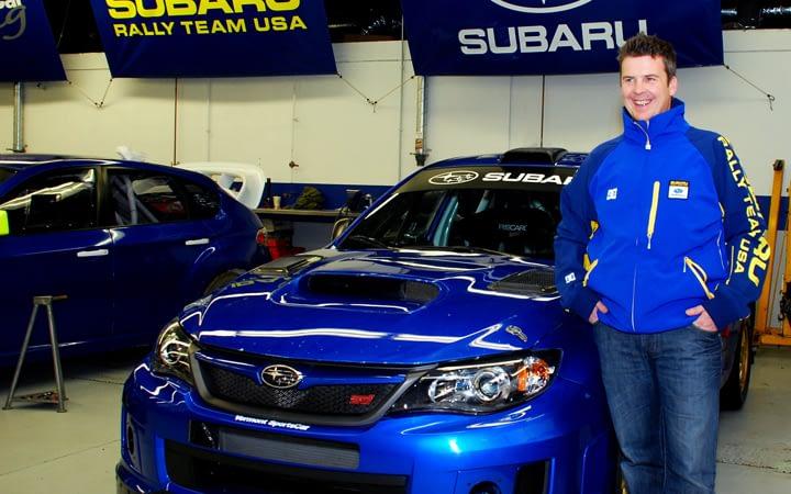 Link to post - Accomplished Rally Driver David Higgins Joins Subaru Rally Team USA