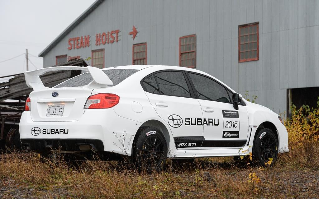 2015 VT15S Super Production WRX STI 6