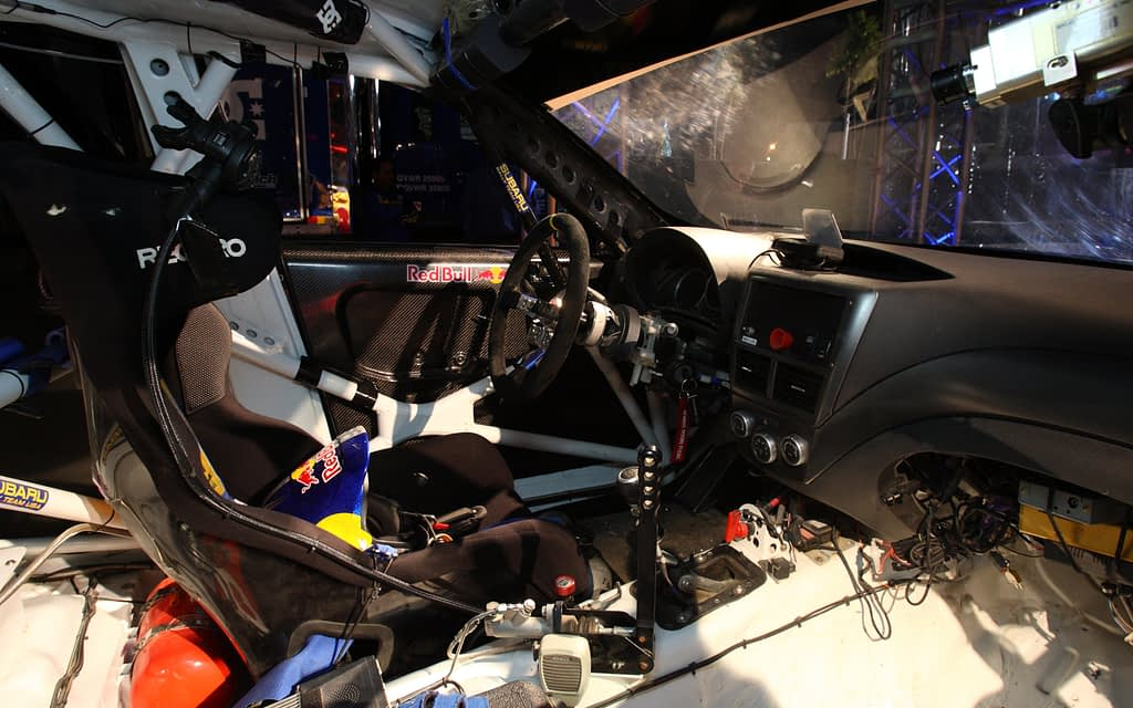 RedBull No Limits NYE Cockpit