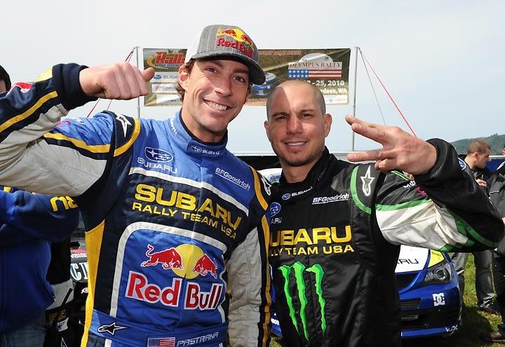 Link to post - Subaru Invites Fans to Talk to Subaru Rally Team USA Drivers, Travis Pastrana and Dave Mirra