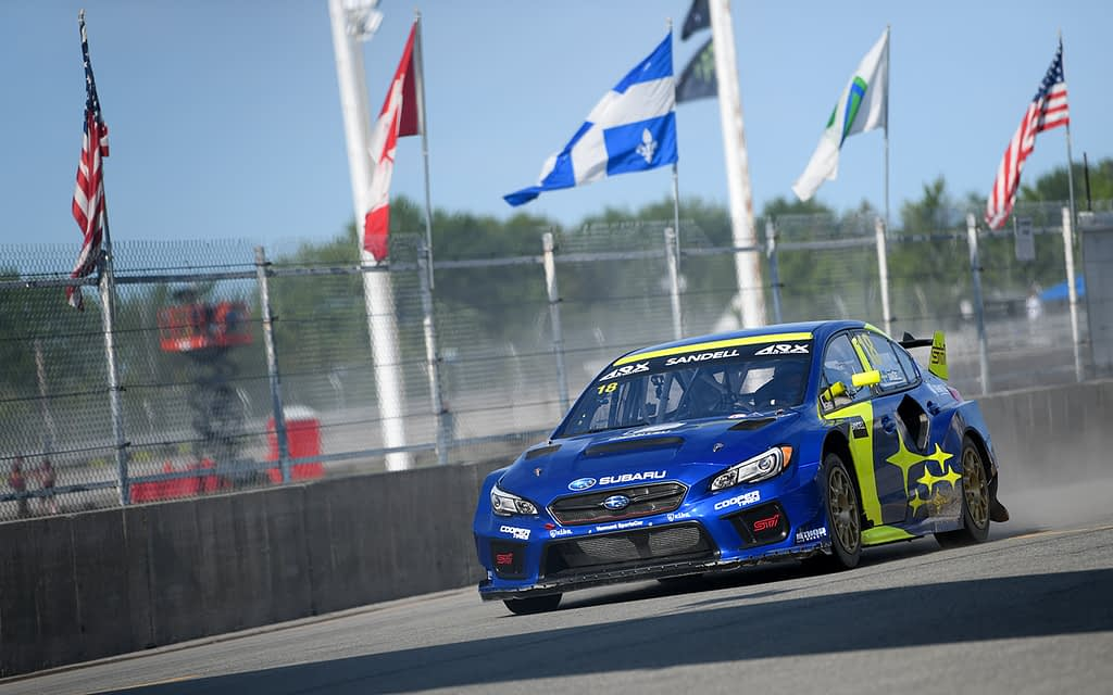 Link to post - Subaru Shows World-Beating Pace at ARX of Canada