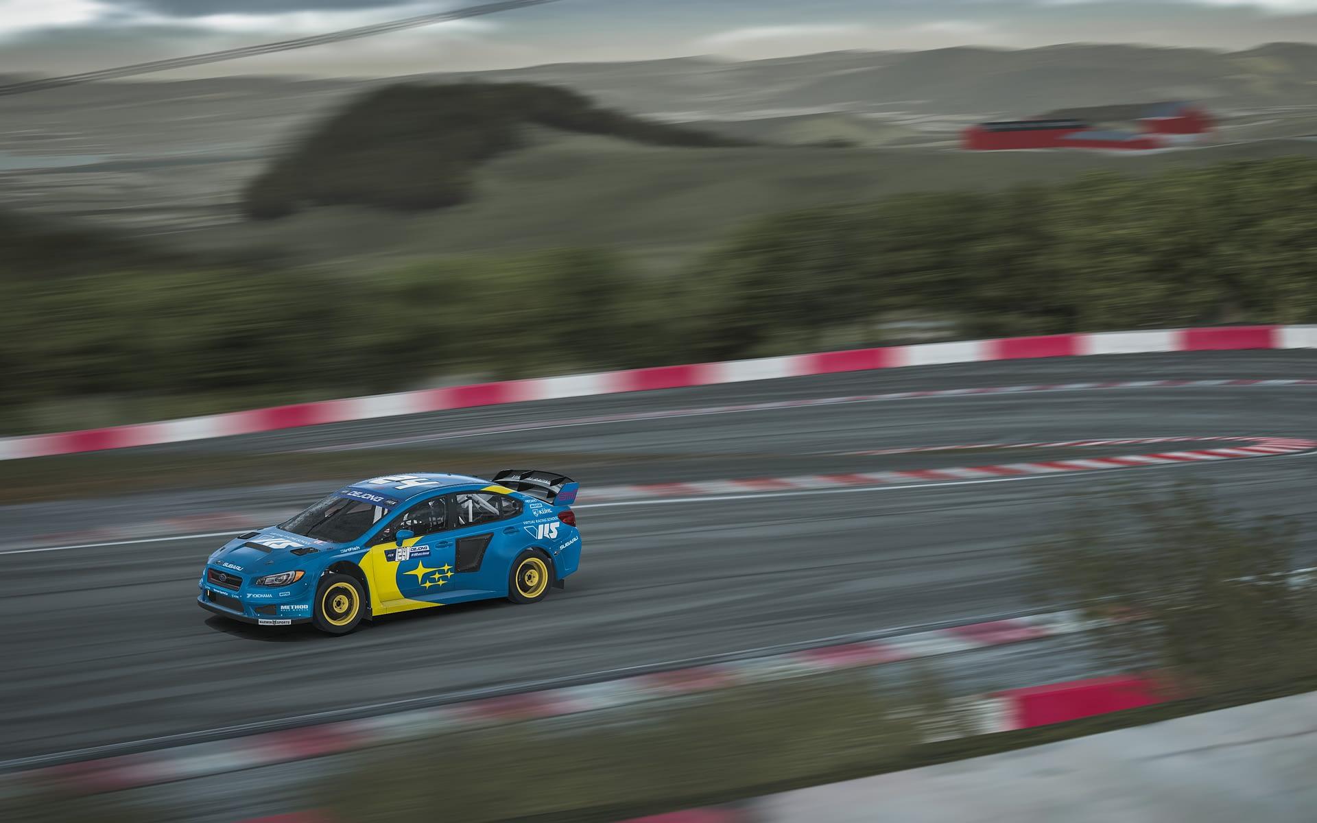 Subaru iRXWCS Round 1 21 c