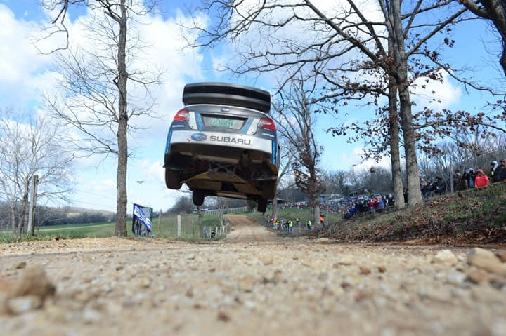 Link to post - Subaru Confirms Higgins and Pastrana for 2017 Factory Rally Program