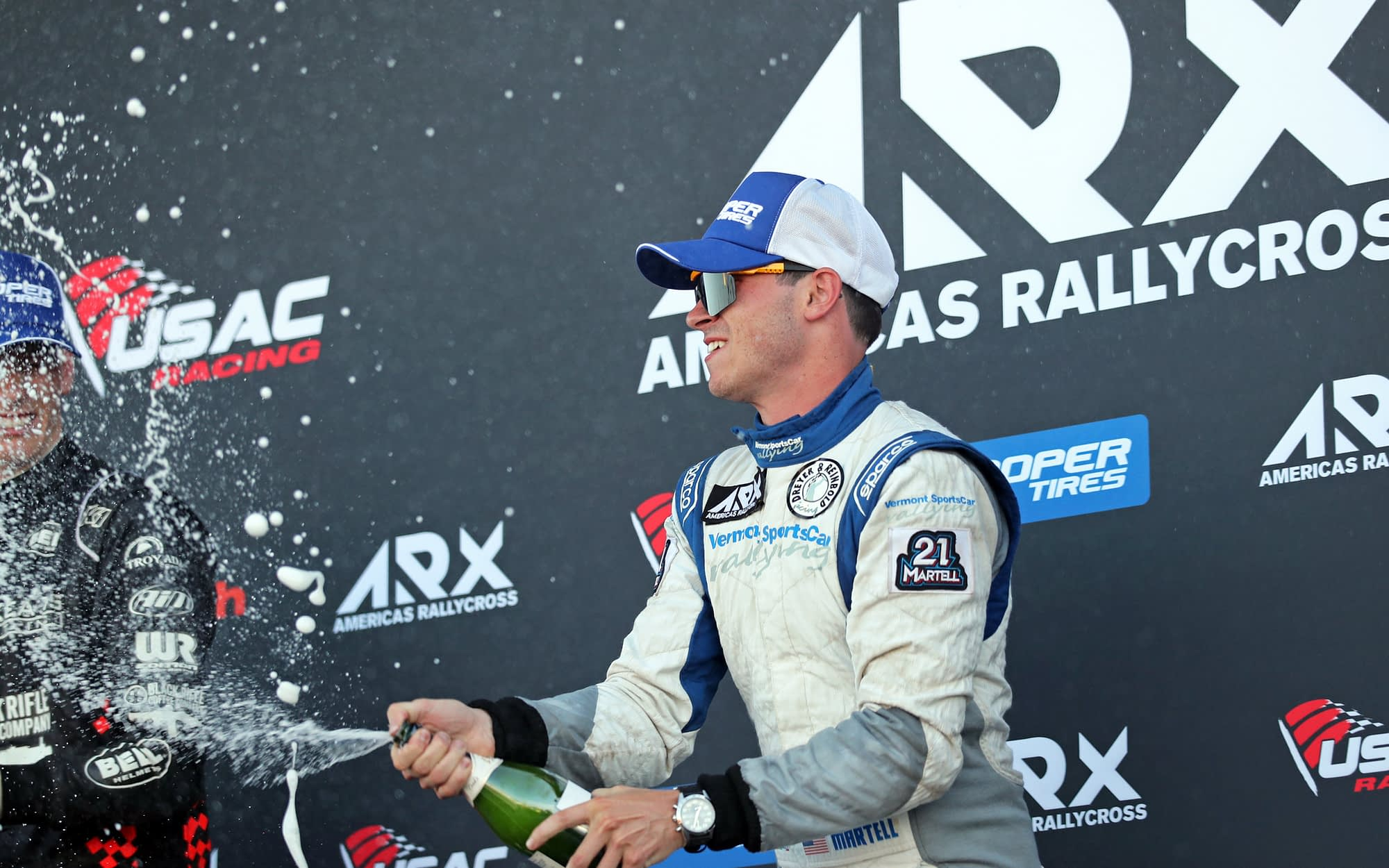 Conner Martell Wins at ARX
