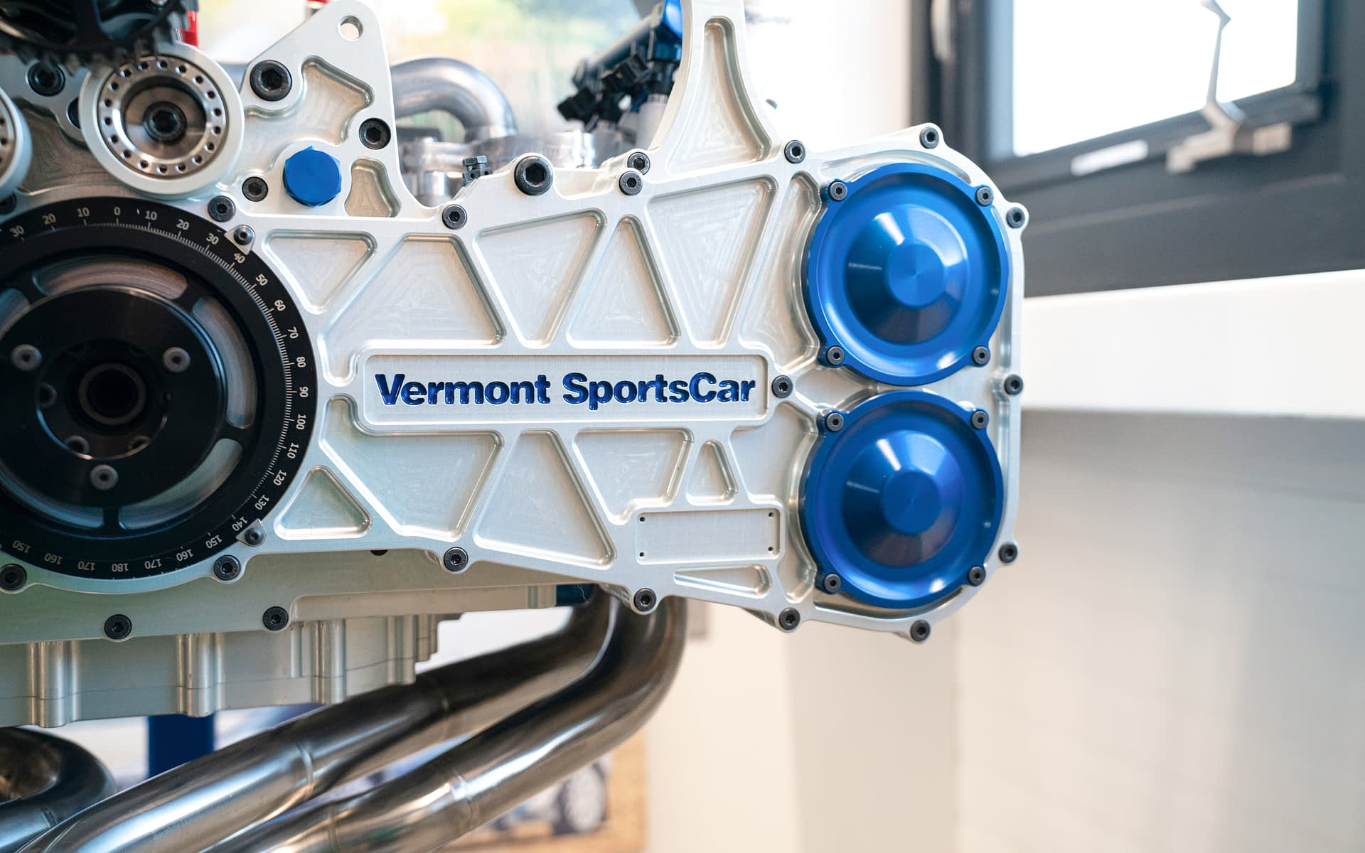 VSC Engine Program Timing Cover