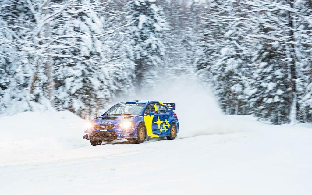 Link to post - Subaru Announces Return of Travis Pastrana and Brandon Semenuk for 2021 Rally Season
