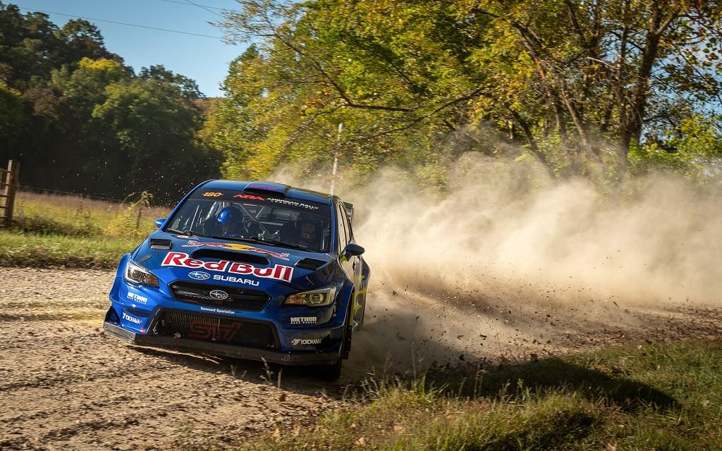 2020 VT20R Show Me Rally Semenuk