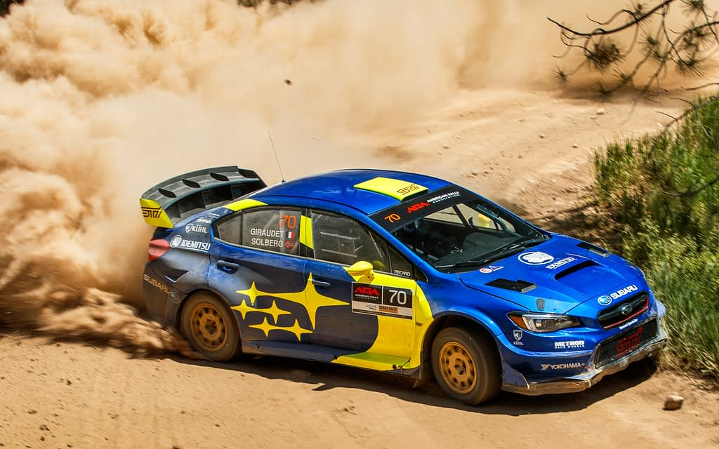 2019 VT20R Idaho Rally Solberg