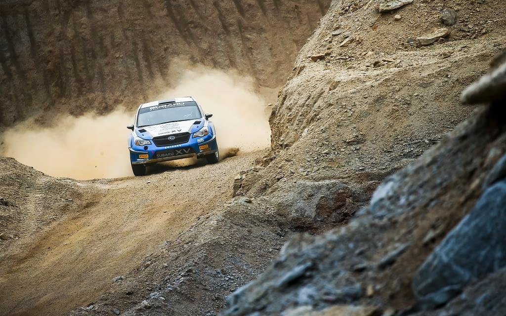 Crosstrek XV Rally China Dust