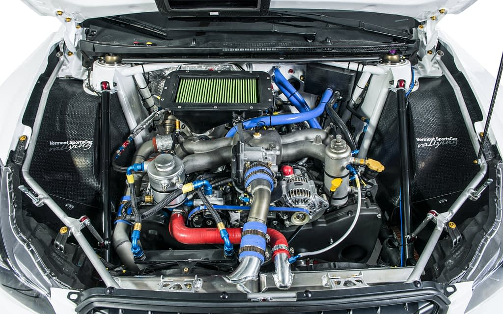 2015 VT15XV Rally Crosstrek Studio Engine