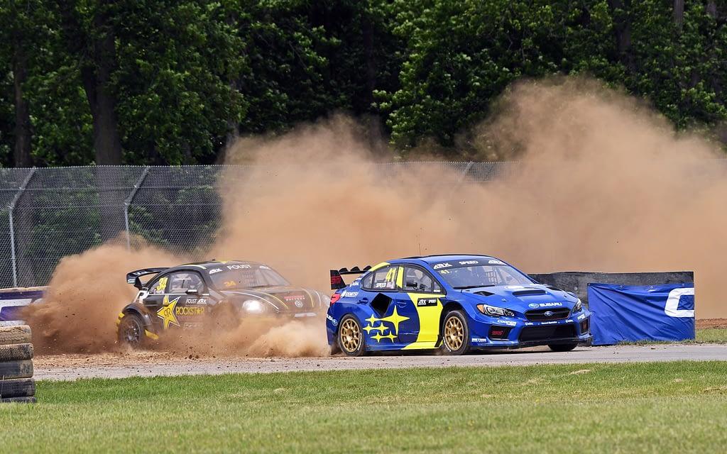 Link to post - Subaru and Scott Speed Take Rallycross Win at Mid-Ohio