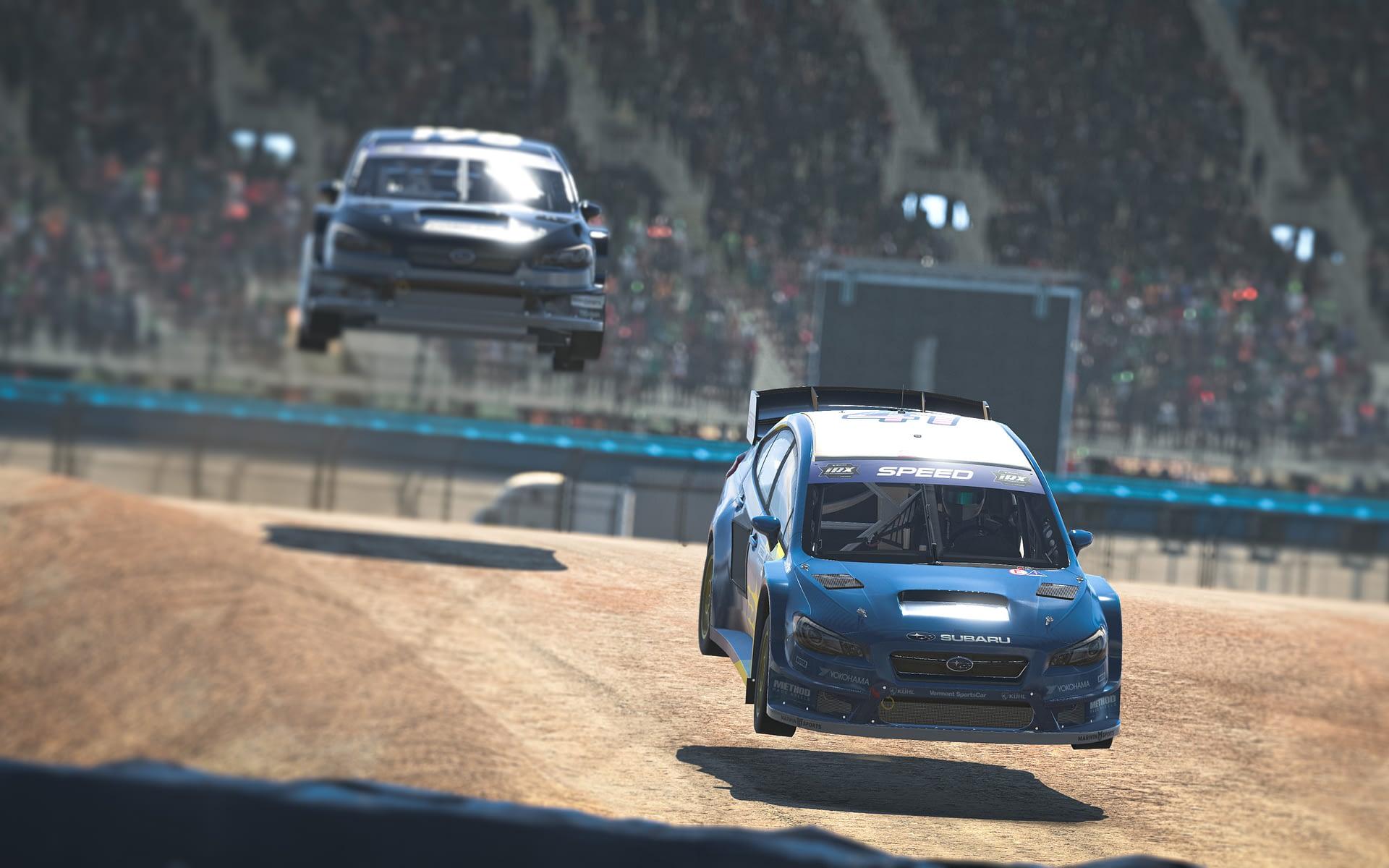 Subaru iRX Invitational Round 7 2 c