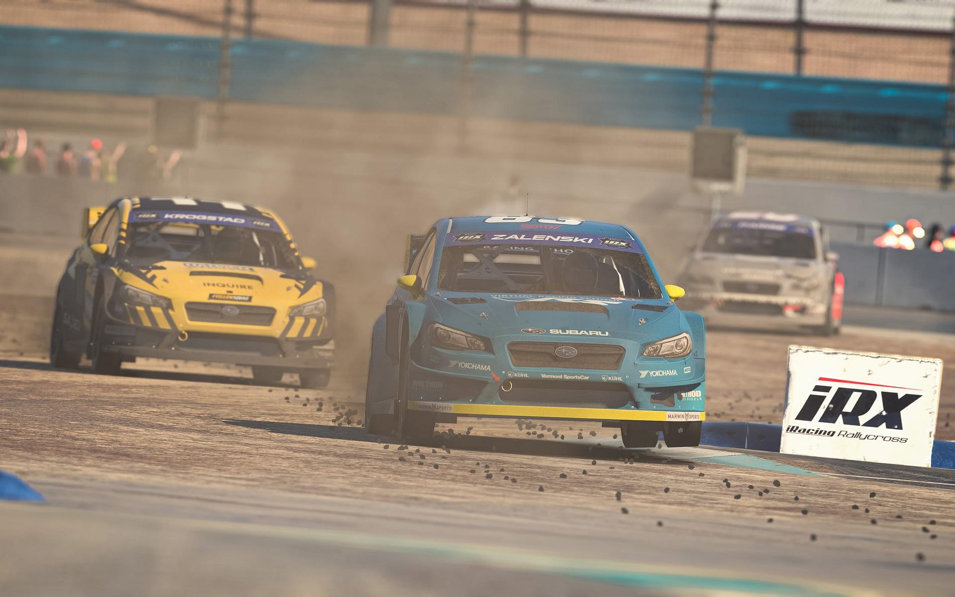 Subaru iRXWCS Round 8 3 c