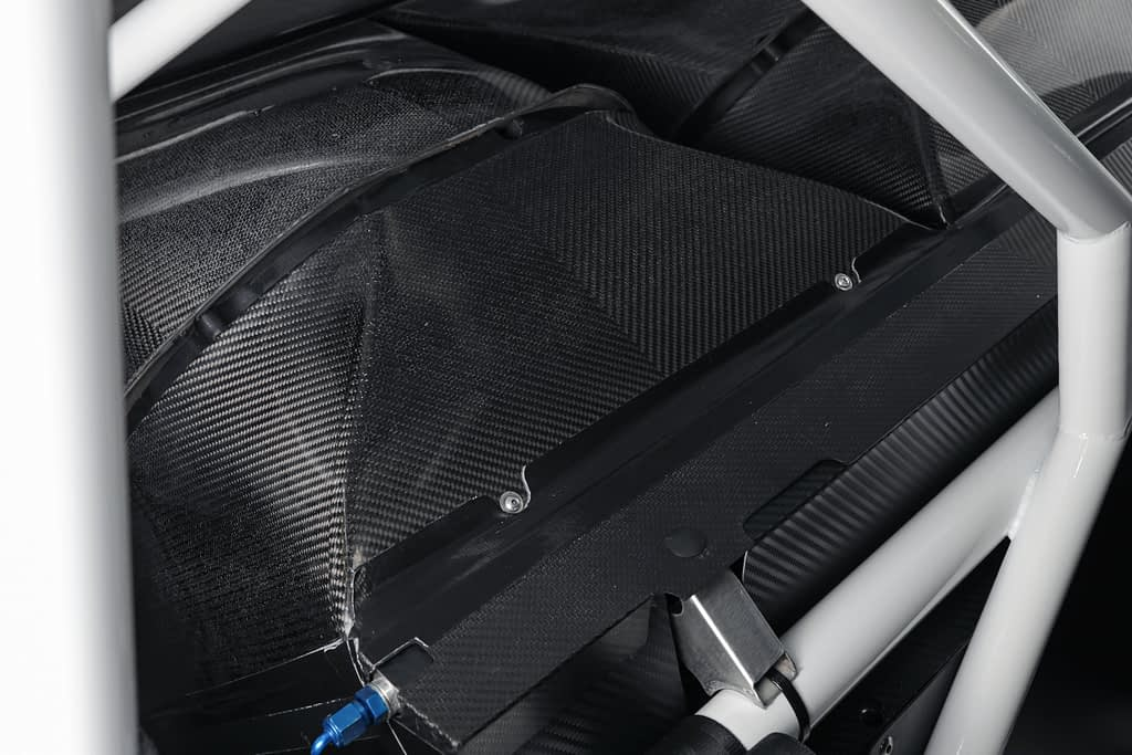 2020 VT20X Interior Cooling Ducts