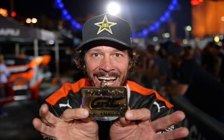 Link to post - Bucky Lasek Earns Podium Finish at Las Vegas Global Rallycross Season Finale