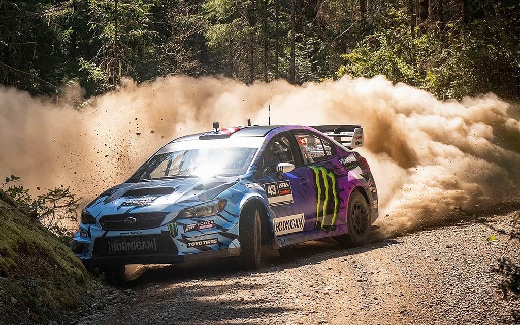 Link to post - Ken Block Back in a Subaru for 2021 Rally Season