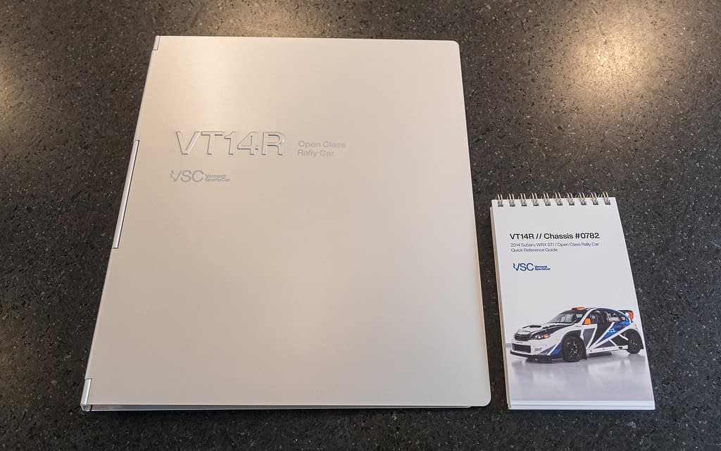 VT14R The Rocket Owners Manual