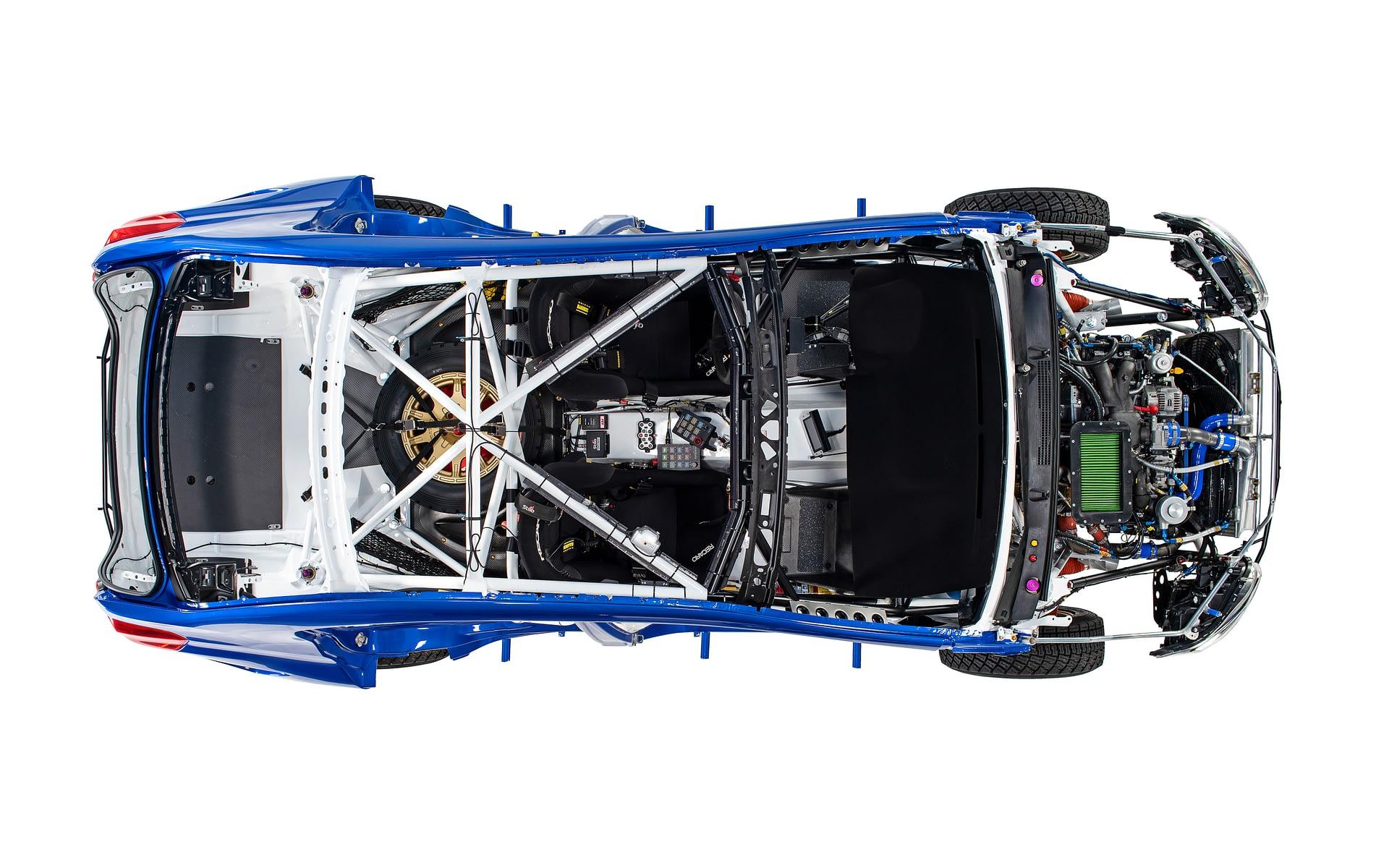 2019 Subaru Rally Technical Overhead 1