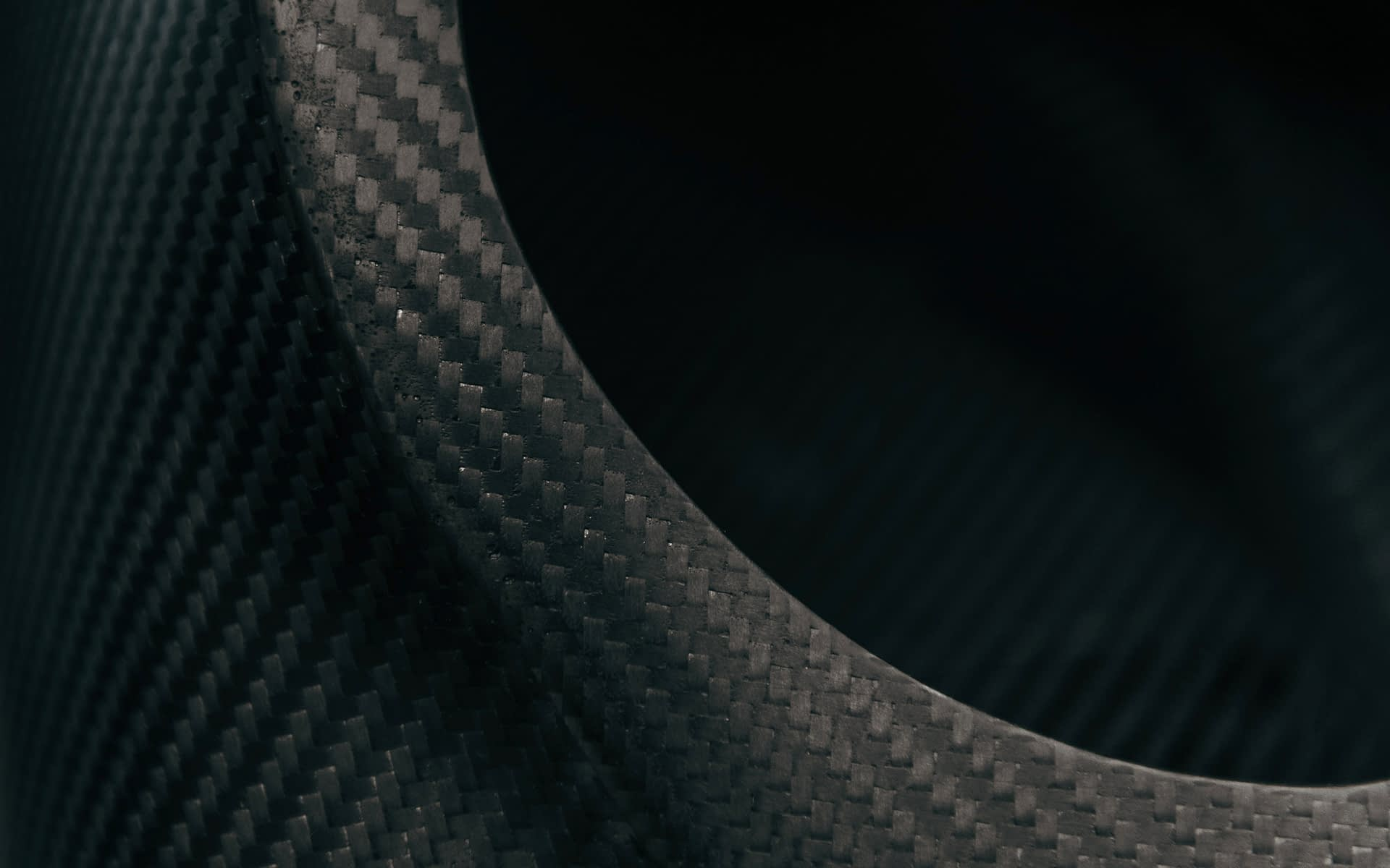 Carbon Fiber Light Pod Detail