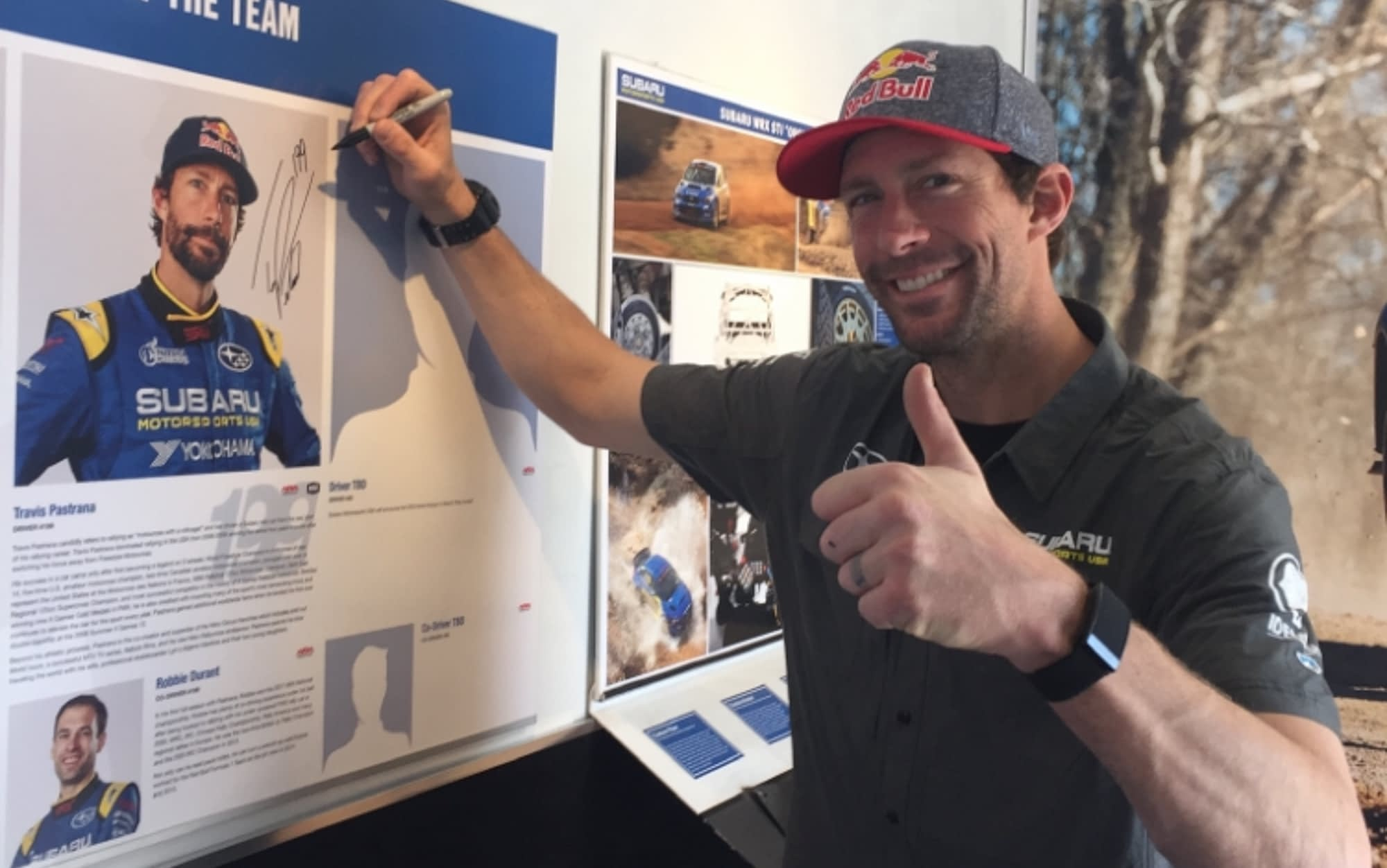 Subaru Motorsports USA Display Program 4