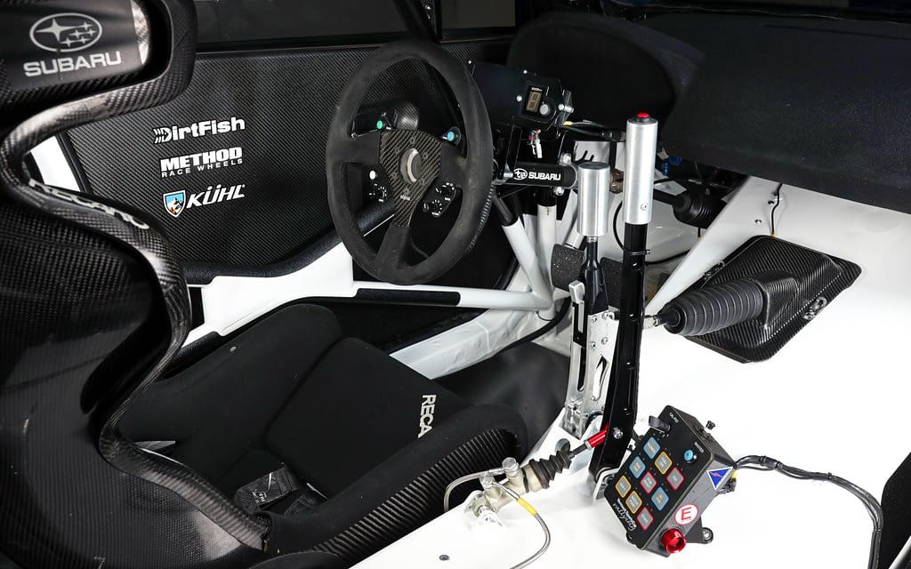2020 VT20X Interior Cockpit