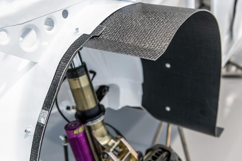 2020 VT20G Gymkhana Wheel Arch 1
