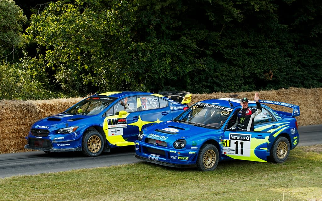 Link to post - Solberg's Take on The Goodwood Festival of Speed