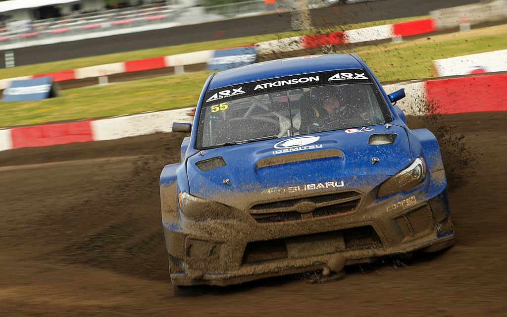 2019 ARX GP3R Atkinson Rallycross