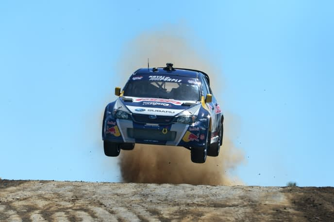 Link to post - Subaru Rally Team USA Shows Impressive Pace at GRC Los Angeles