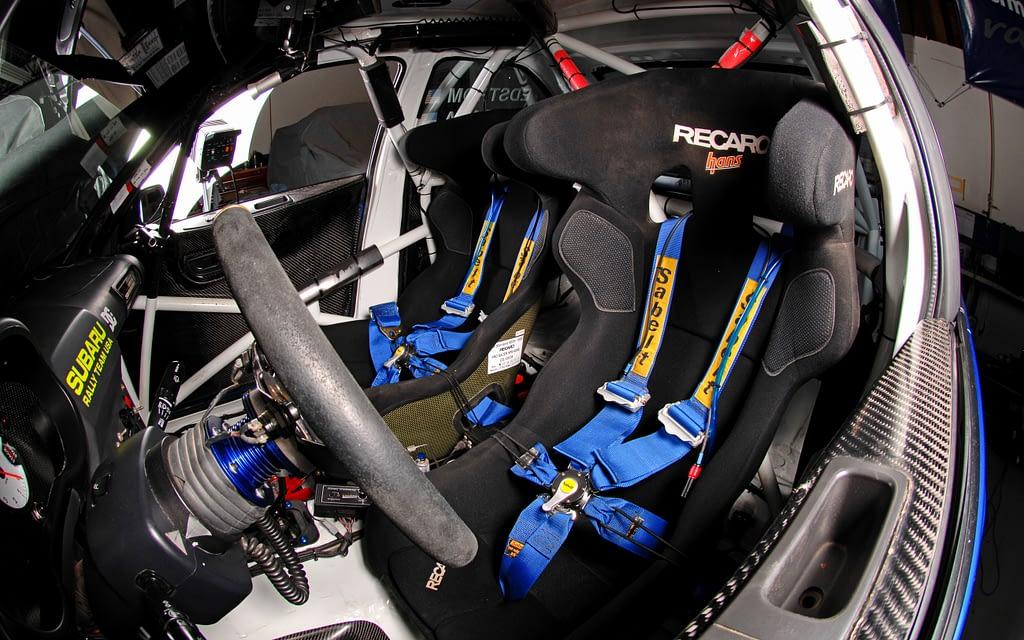 2007 VT7R Interior Driver Seat