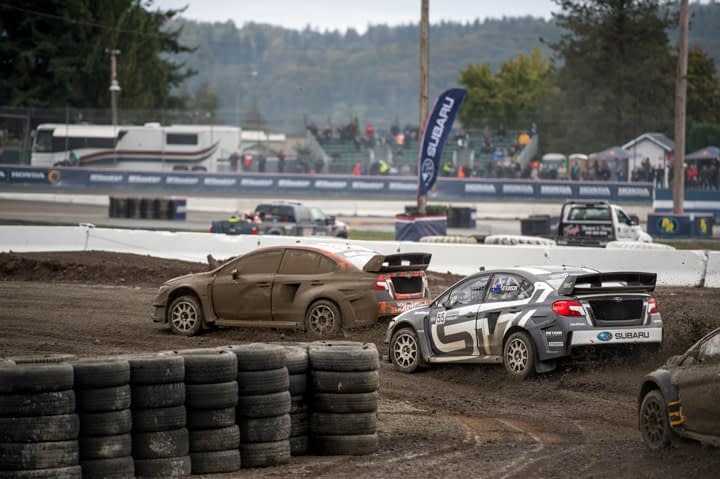 Link to post - Subaru Rally Team USA Shows Impressive Pace at Red Bull GRC Seattle.