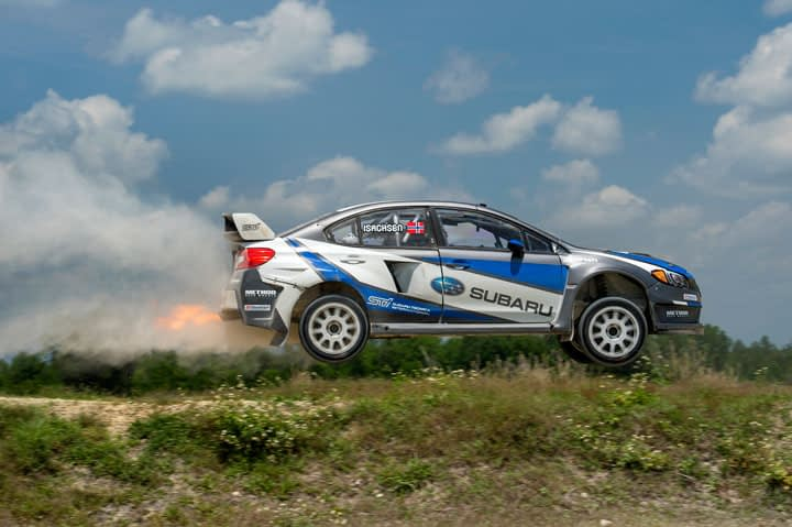 Link to post - Subaru Re-Affirms Commitment to Red Bull Global Rallycross Championship
