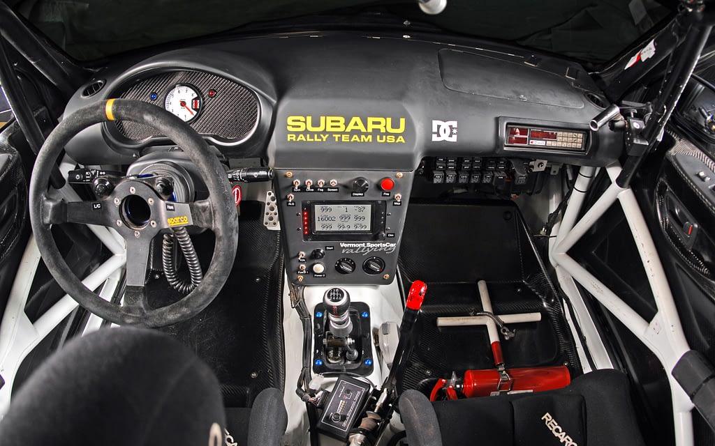 2007 VT7R Interior Dash