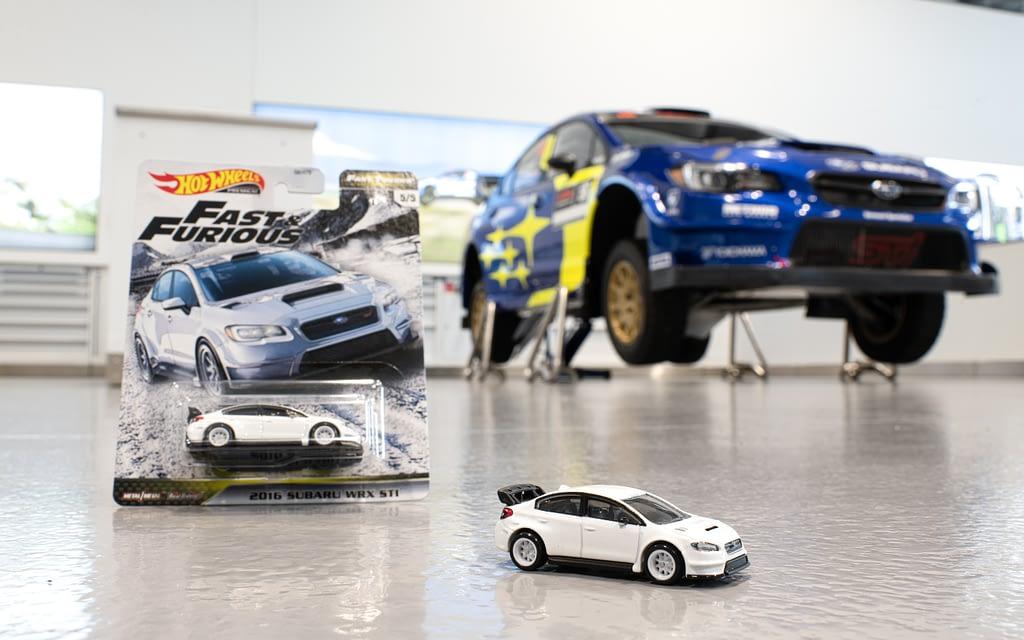Fast Furious 8 Hot Wheels 3