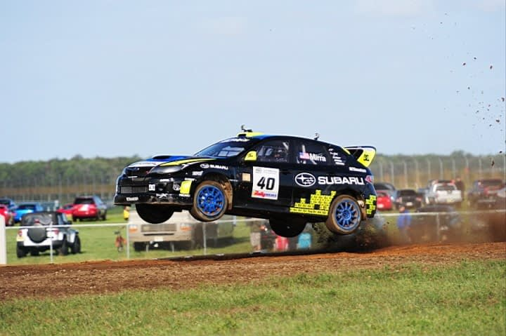 Link to post - Dave Mirra Finishes 2nd Overall at Round 2 of US Rallycross