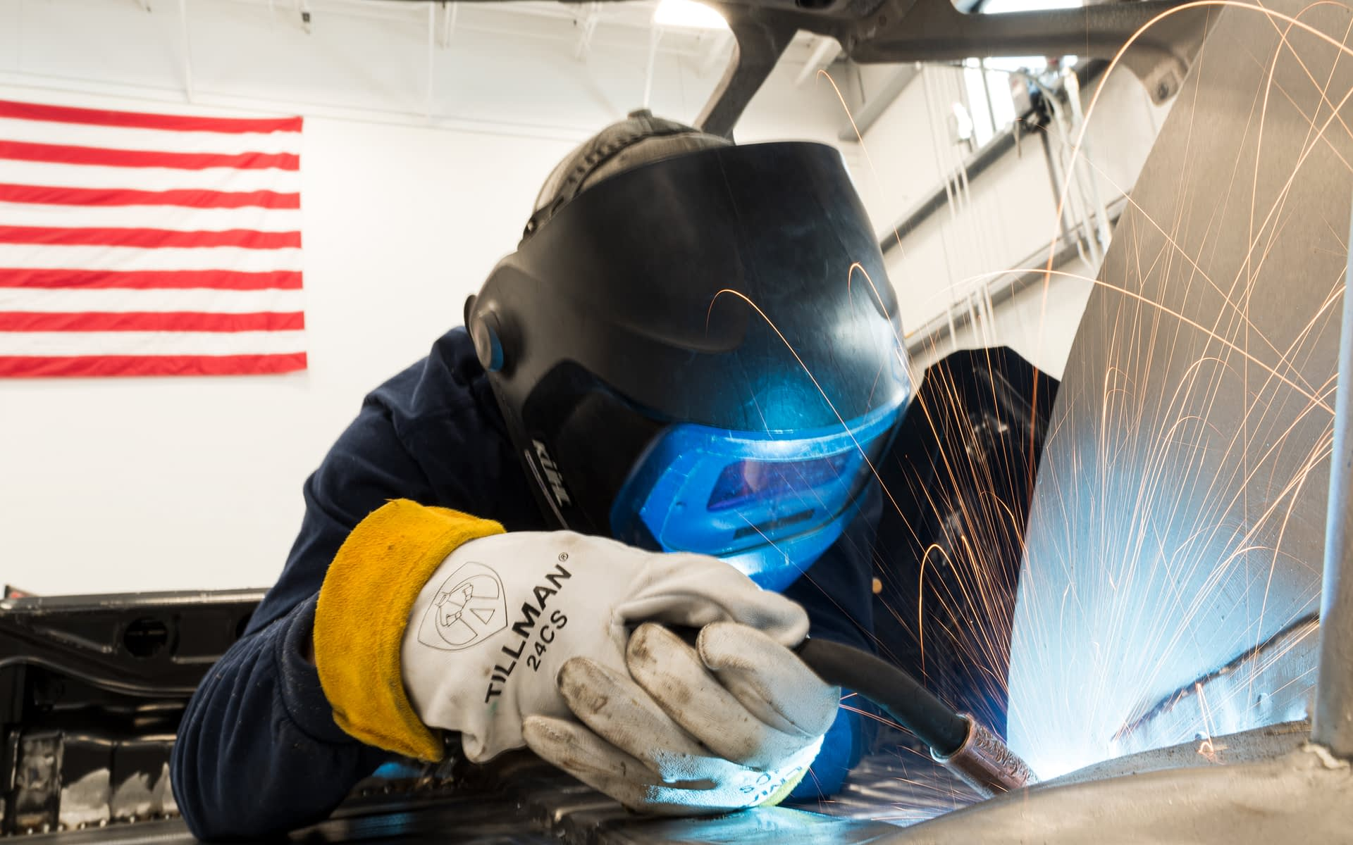 Chassis Fabrication Welding