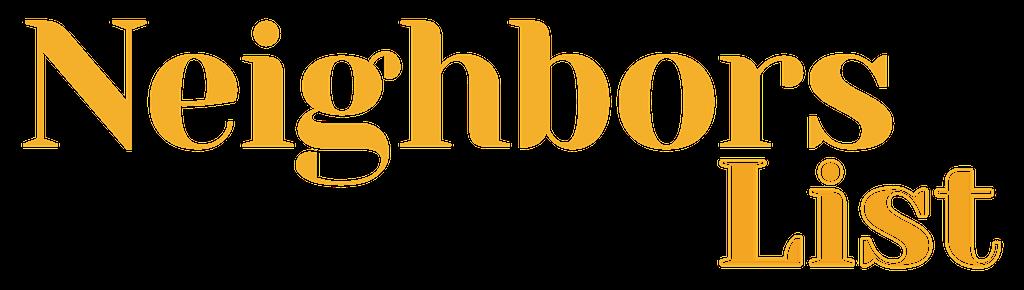 Neighbors List Logo
