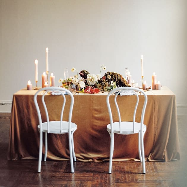 Tablecloth - Dining room